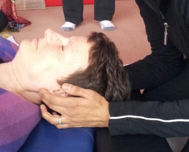 How to adjust your own Atlas vertebra